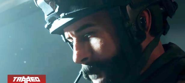 PRICE REGRESA: 'Modern Warfare' será oficialmente el nuevo juego de Call of Duty