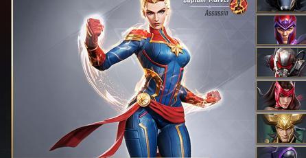 Anuncian nuevo juego móvil de <em>The Avengers</em> y ya es jugable