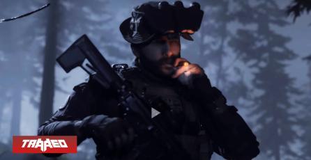 Trailer de Modern Warfare desata éxito con 5.5 MM de visitas en menos de 1 día