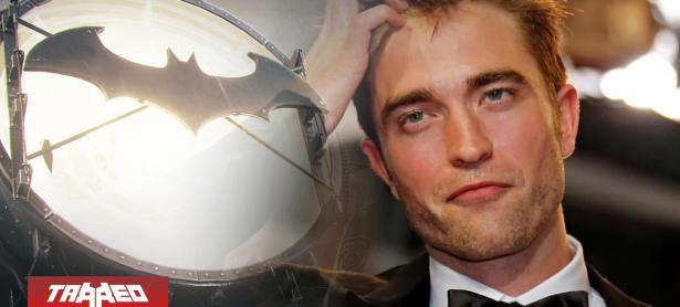ES OFICIAL: Robert Pattinson será el nuevo Batman en la próxima película
