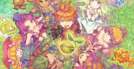 "Square Enix registra ""Collection of Mana"" en Europa"