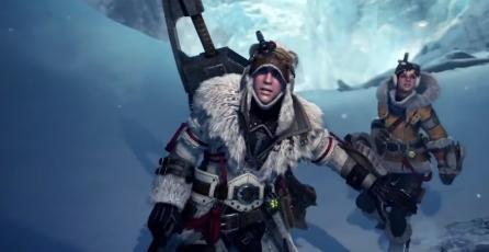 Las armas tendrán nuevas características en <em>Monster Hunter World: Iceborne</em>
