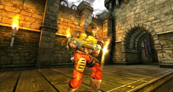 Inteligencia artificial derrota a humanos en <em>Quake III: Arena</em>