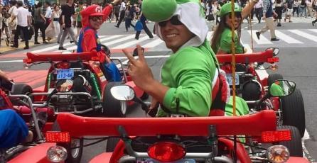 Negocio de go-karts pierde apelación tras demanda favorable para Nintendo