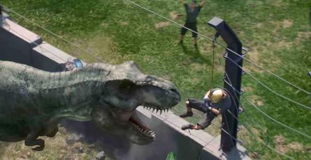 Una operación de rescate llegará a <em>Jurassic World Evolution</em>