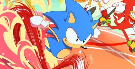 Parece que lanzarán un cereal de <em>Sonic the Hedgehog</em>