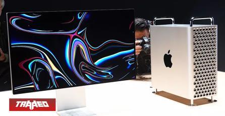Mac se lanza con modelo de PC que llegará hasta los 35 mil dólares