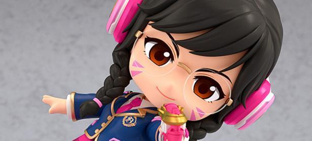 Checa el nuevo y lindo Nendoroid escolar de D.Va