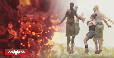 Juego indie te dejará ser Jesús para decidir si salvar a personas de la muerte