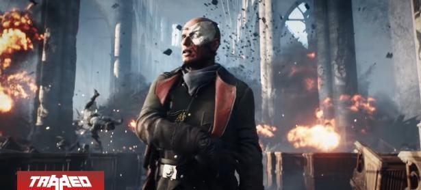 Battlefield V deberá renombrar personaje con nombre de Nazi que existió en WWII
