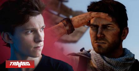 ES OFICIAL: Tom Holland será Nathan Drake en película live-action de Uncharted