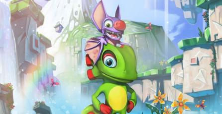 Playtonic anuncia <em>Yooka-Laylee and the Impossible Lair</em>