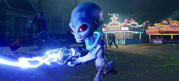 Habrá un remake de <em>Destroy All Humans!</em>
