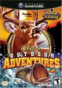 Cabelas Outdoor Adventure