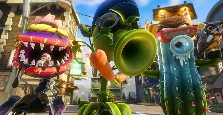 Nuevo <em>Plants vs. Zombies: Garden Warfare</em> no estará en E3 2019