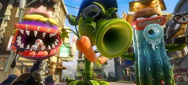 Nuevo <em>Plants vs. Zombies: Garden Warfare</em> no estará en E3 2019