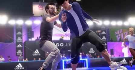 <em>FIFA 20</em> tendrá un modo al estilo <em>FIFA Street</em>