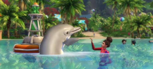 Podrás visitar una isla en la nueva expansión <em>Island Living</em> de <em>The Sims 4</em>