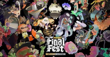 El caos y el orden se enfrentarán en el último Splatfest de <em>Splatoon 2</em>