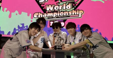 Equipo japonés gana el Splatoon 2 World Championship 2019