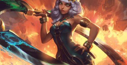 Conoce a Qiyana, nueva campeona de <em>League of Legends</em>