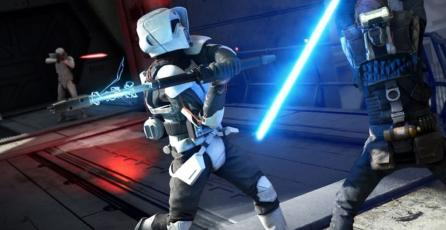 Aquí está el nuevo e impresionante trailer de <em>Star Wars Jedi: Fallen Order</em>