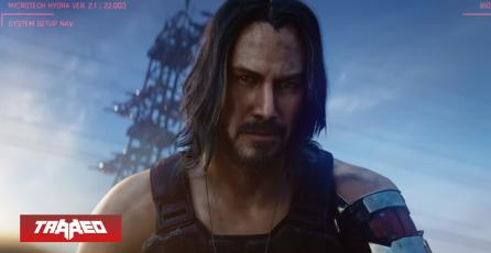 Keanu Reeves estará en Cyberpunk 2077