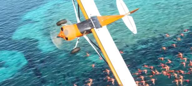 Podrás pilotar diferentes tipos de aviones en <em>Microsoft Flight Simulator</em>