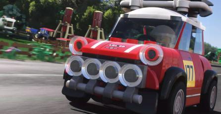 Conduce autos de LEGO en la nueva expansión para <em>Forza Horizon 4</em>
