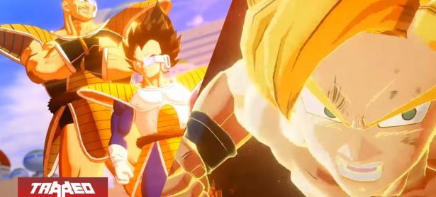 Dragon Ball Z: Kakarot es el nombre del próximo titulo de la franquicia