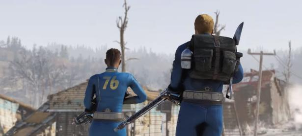 ¡Modo Battle Royale llegará a <em>Fallout 76</em>!
