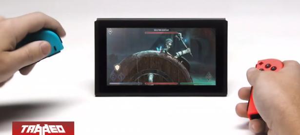 The Elder Scrolls: Blades llegará a Switch de forma gratuita y con crossplay