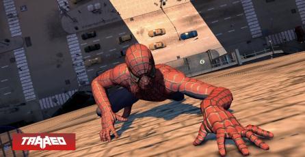 Así se veía el cancelado juego para la posible Spider-Man 4