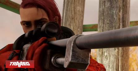 Explotan las críticas tras anuncio de Battle Royale para Fallout 76