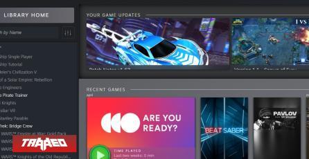 Actualización de CS:GO filtra nuevo diseño de Steam que llegará a PC