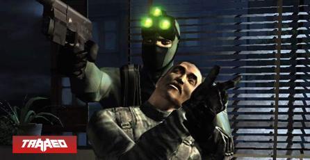 Ubisoft presentaría remake de Splinter Cell de 2002 en este E3 2019