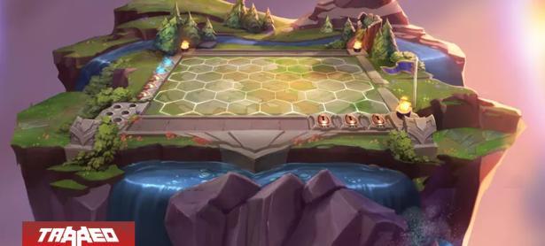 ES OFICIAL: LoL presenta 'Teamfight Tactics' como su nuevo juego estilo Auto Chess