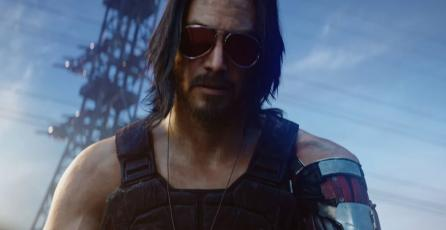 CD Projekt RED recompensará a este fan por piropear a Keanu Reeves