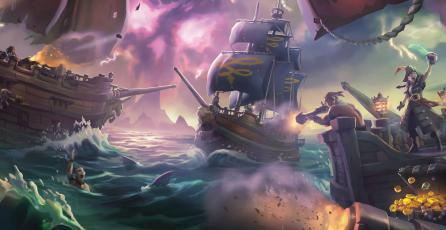 <em>Sea of Thieves</em> presenta su edición de aniversario