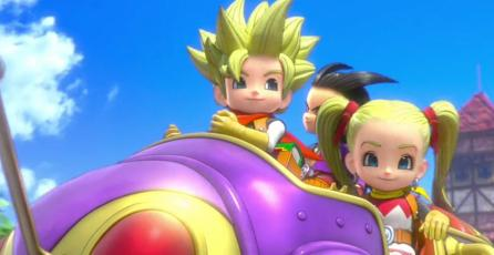 ¡Habrá demo de <em>Dragon Quest Builders 2</em>!