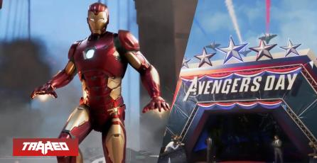 Aquí finalmente está el trailer de Marvel's Avengers: A-Day