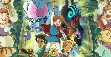 Confirman remasterización de <em>Ni No Kuni: Wrath of the White Witch</em>