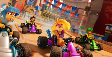 <em>Crash Team Racing-Nitro Fueled</em> tendrá contenido de <em>Spyro the Dragon</em>