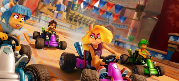 <em>Crash Team Racing-Nitro Fueled</em> tendrá contenido de <em>Spyro the Dragon</em>
