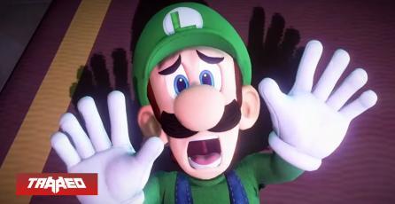 Luigi's Mansion 3 aún no tiene fecha exacta de estreno