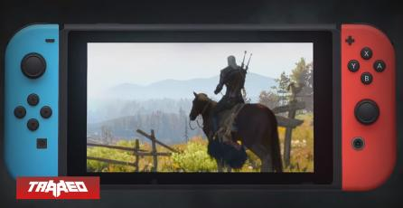 The witcher 3: Wild hunt llegará a Nintendo Switch durante el 2019