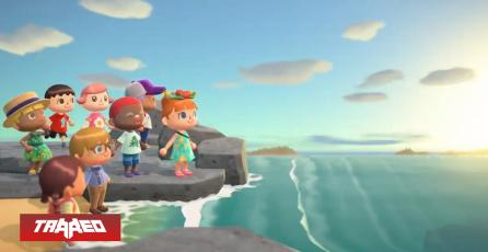 Animal Crossing: New Horizons llegará en marzo del 2020