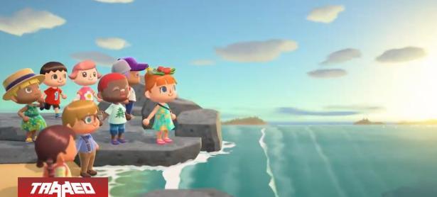 Animal Crossing: New Horizons llegará en marzo del 2020