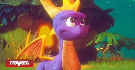 Spyro Reignited Trilogy  confirma su arribo a Switch para Septiembre