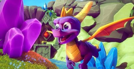 <em>Spyro Reignited Trilogy</em> ya tiene fecha de lanzamiento para Switch